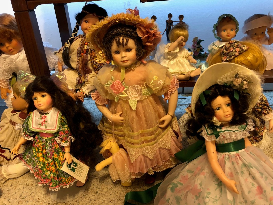 DOLL ESTATE SALE FRIDAY TO BENEFIT AMY FOR AFRICA