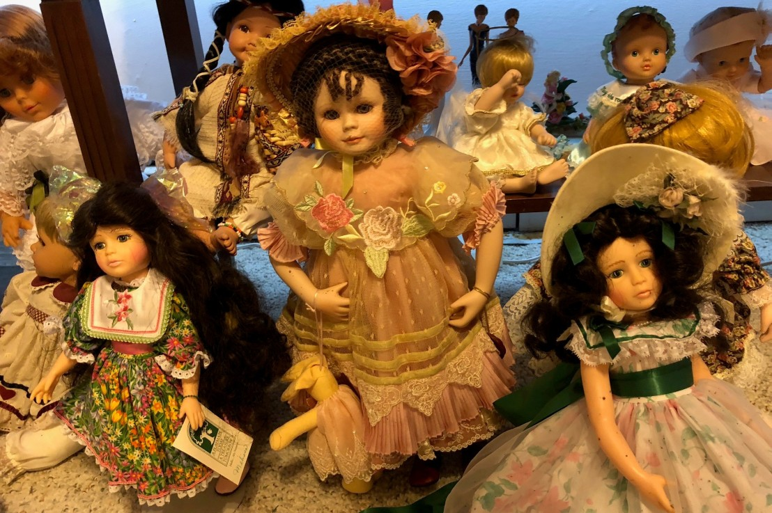 DOLL ESTATE SALE FRIDAY TO BENEFIT AMY FORAFRICA