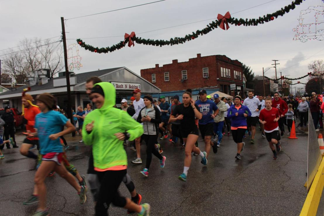 Russell Turkey Trot's mission has not changed overyears