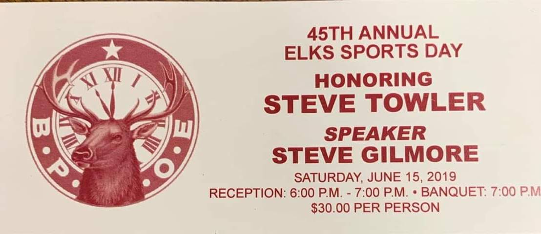 Towler, educator and basketball star, to receive Elks Sports Dayhonor